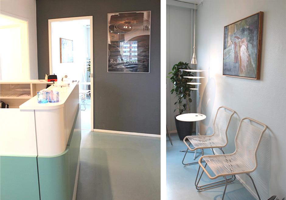 HareskovByTegnestuen - Tandlægeklinik i Hvidovre